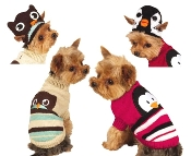 Animal dog sweater and hat