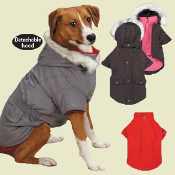 three in one eskimo dog jacket