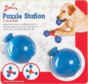 two-pack toy balls