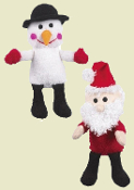 Singing Holiday Dog Toys