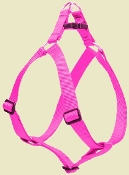 Solid Colored Step-in Harness