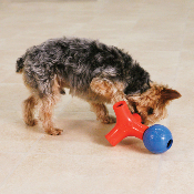 Jack and Ball Puzzle Chew Toy